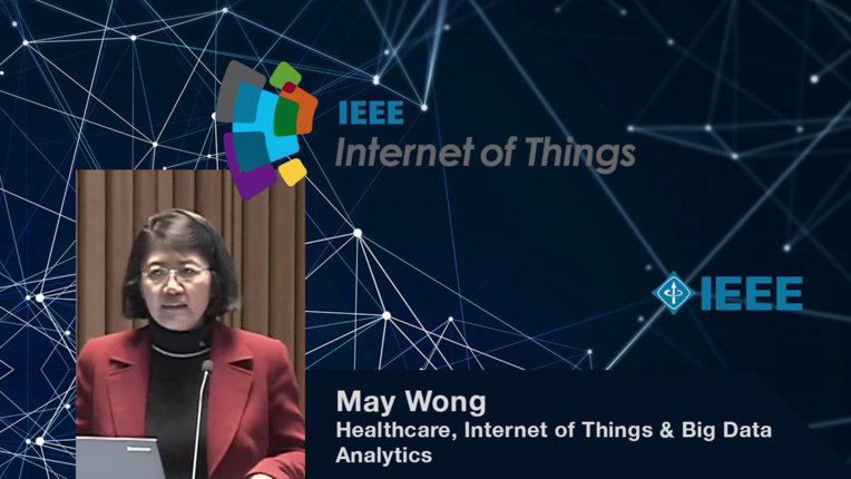 May Wong on Making Sense of BIG Biomedical DATA - WF-IoT 2015