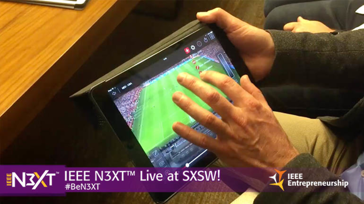 IEEE N3XT @ SXSW 2016: Dutch Media Innovators