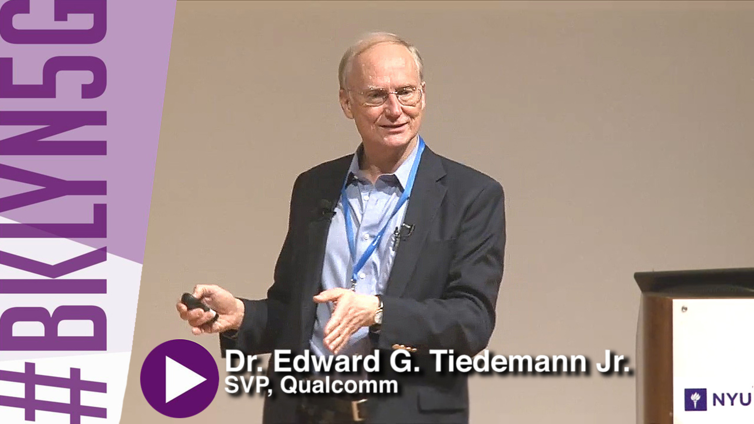 Brooklyn 5G - 2015 - Edward G. Tiedemann Jr. - Multiple Antennas in Wireless Systems (MAWS)