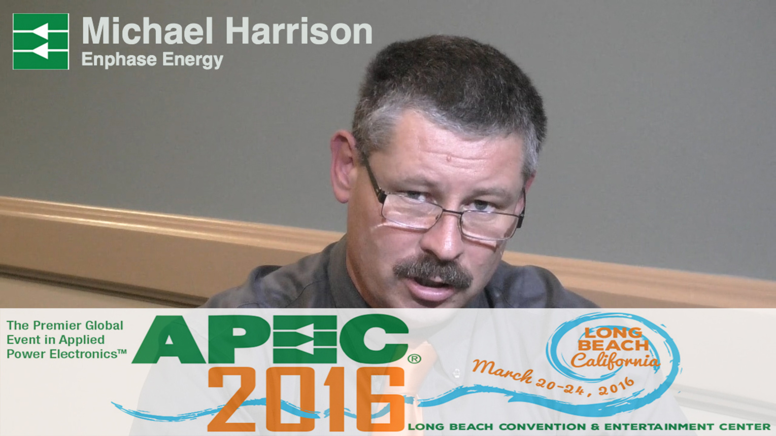 The Future of Power Electronics Design - Michael Harrison at APEC 2016