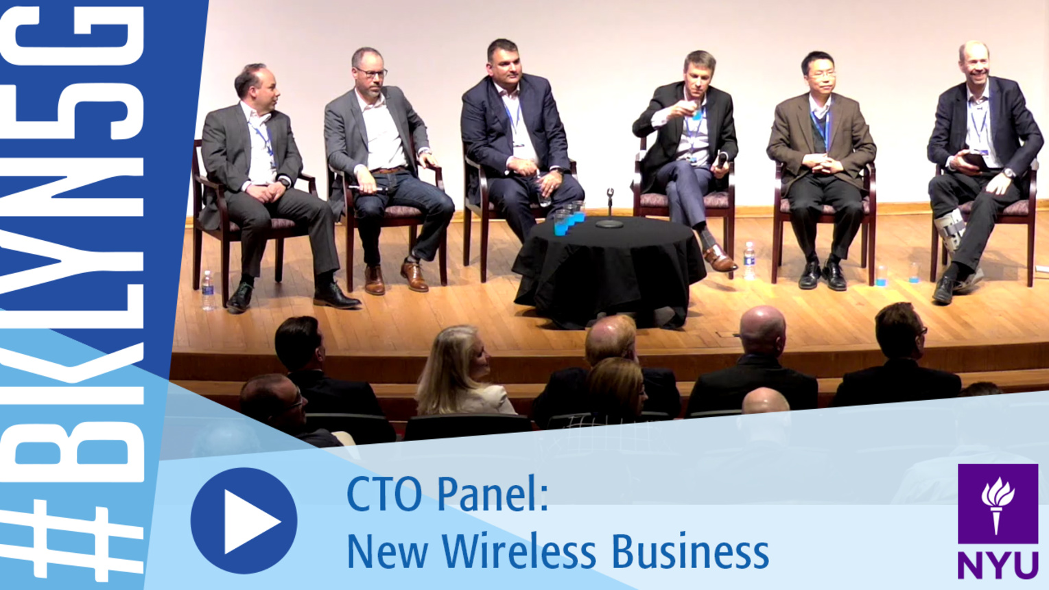 Brooklyn 5G 2016: CTO Panel: New Wireless Business