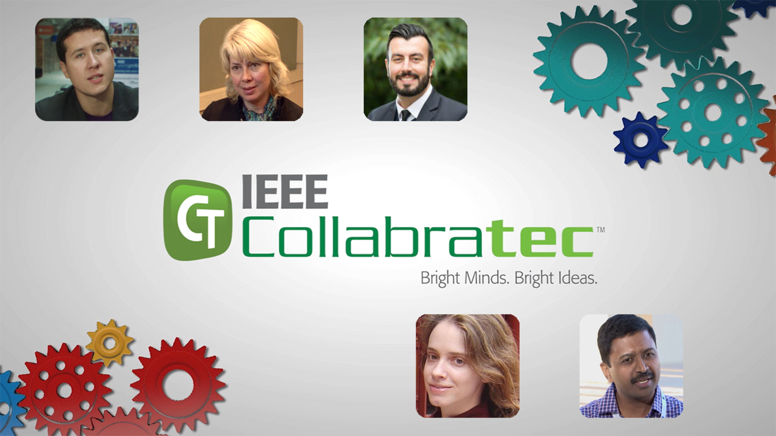 Meet the Users of IEEE Collabratec