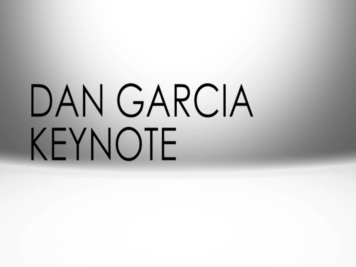 Dan Garcia Keynote (2015-HKN-SLC)
