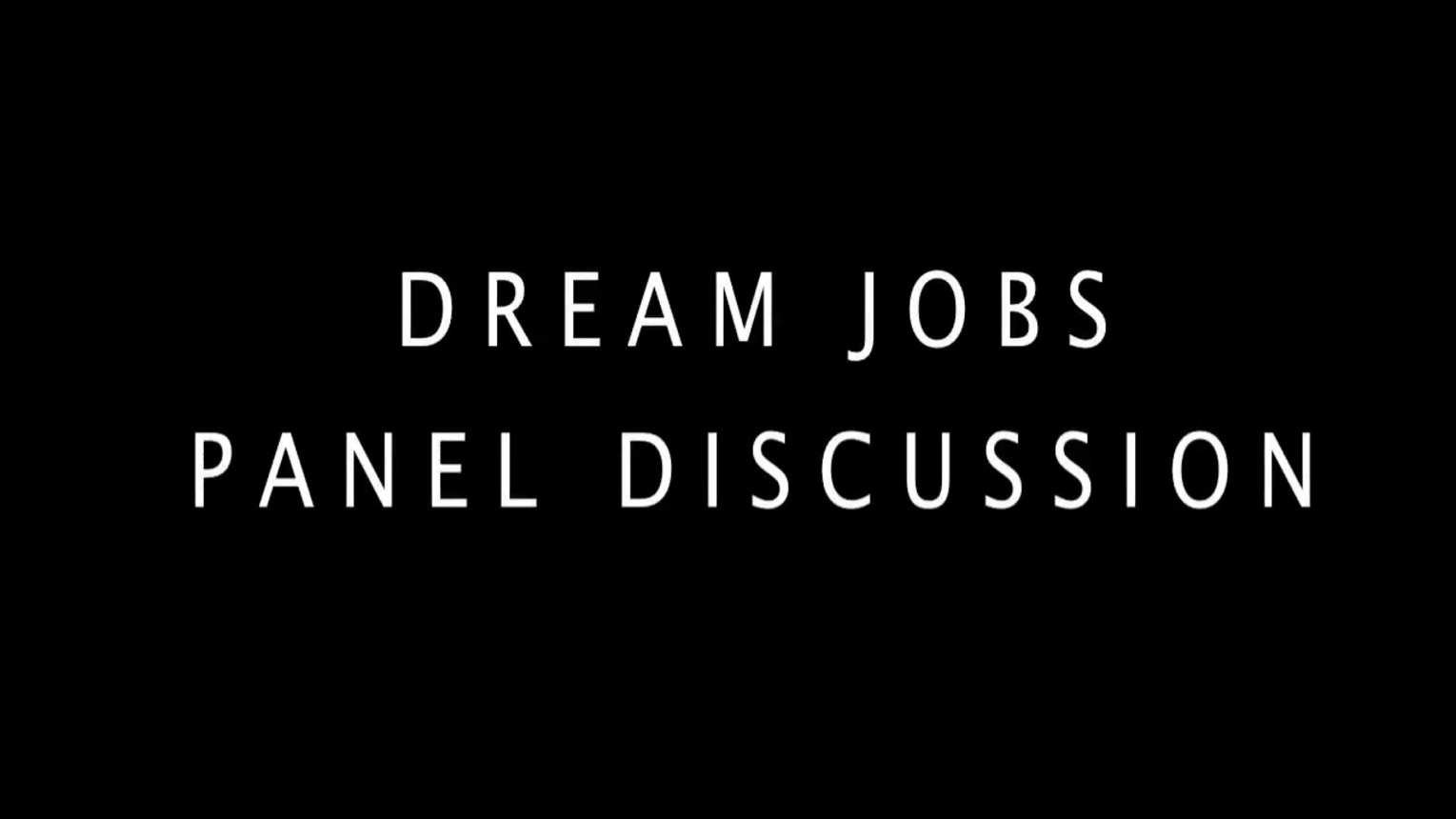 Dream Jobs - Panel Discussion (2013-HKN-SLC)
