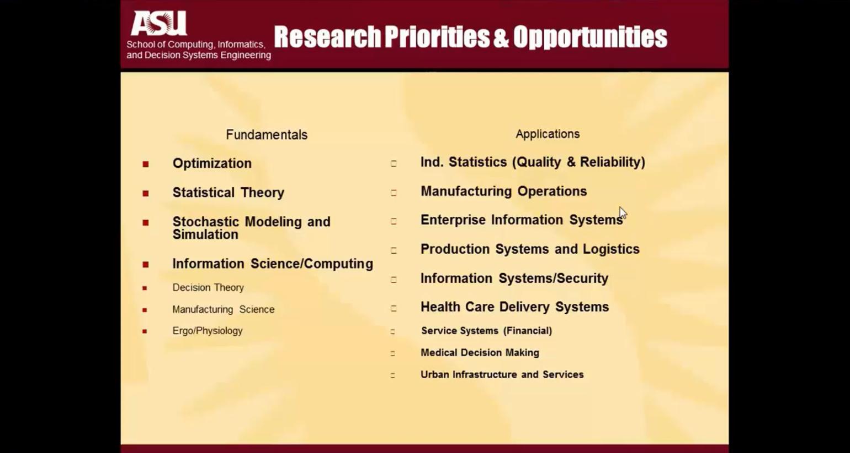 Arizona Reliability Society - May 1 2015