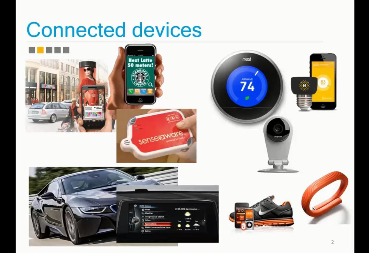 Rising Stars 2015 - IoT