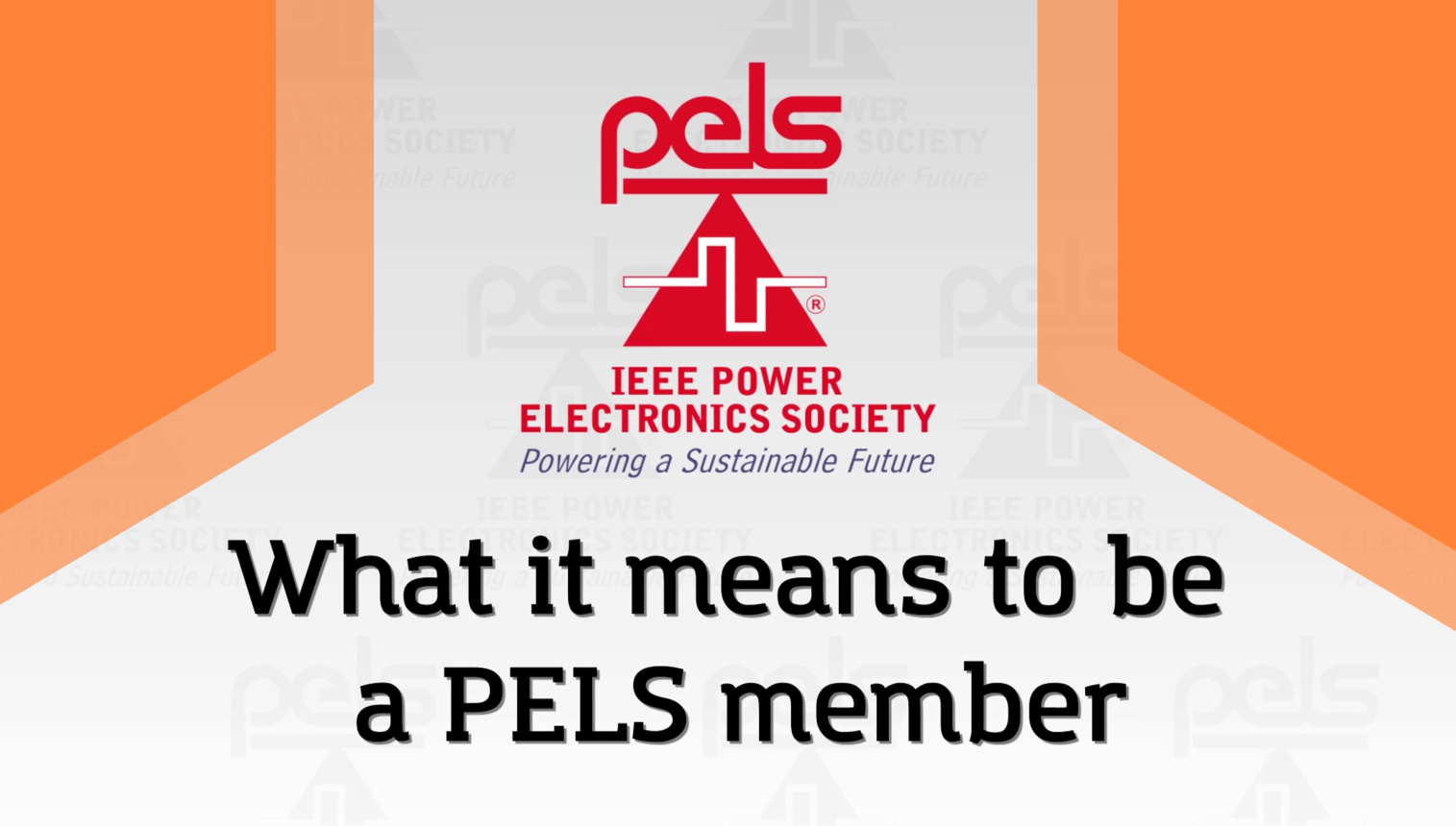 PELS Membership: A Powerful Advantage