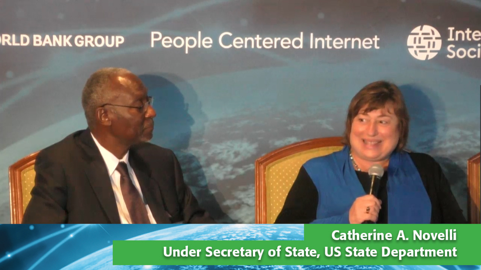 Catherine A. Novelli - Internet Inclusion: Global Connect Stakeholders Advancing Solutions, Washington DC, 2016