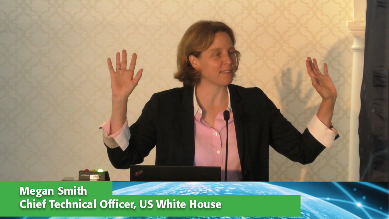 Day Two Opening Remarks by Megan Smith - Internet Inclusion: Global Connect Stakeholders Advancing Solutions, Washington DC, 2016