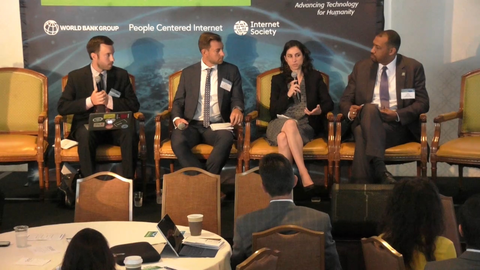 Public Knowledge/Access Now Panel - Internet Inclusion: Global Connect Stakeholders Advancing Solutions, Washington DC, 2016