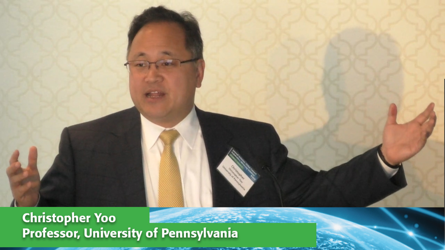 Connecting the Unconnected with Christopher Yoo - Internet Inclusion: Global Connect Stakeholders Advancing Solutions, Washington DC, 2016
