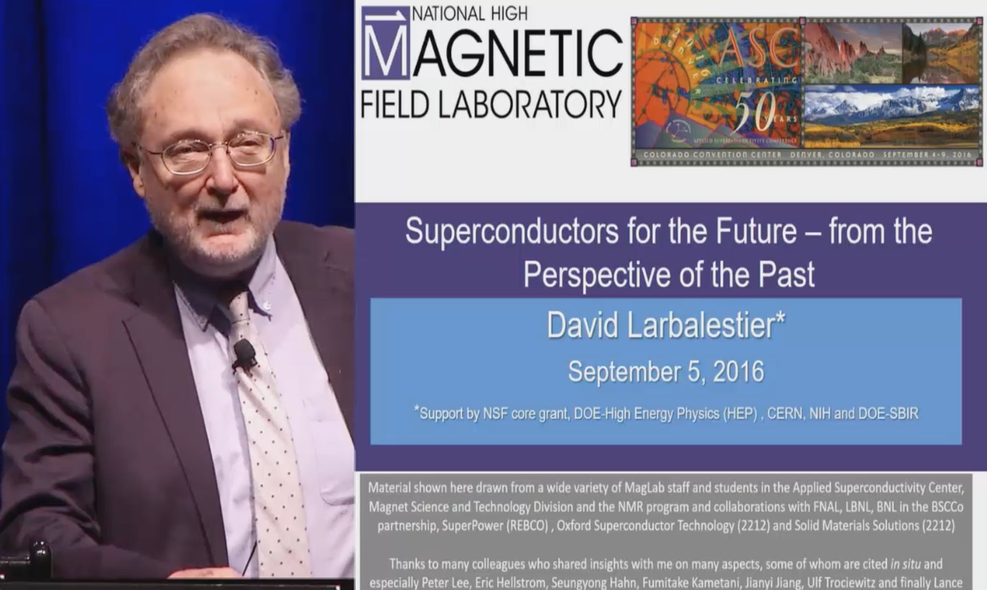 Superconductors for the Future  from the Perspective of the Past