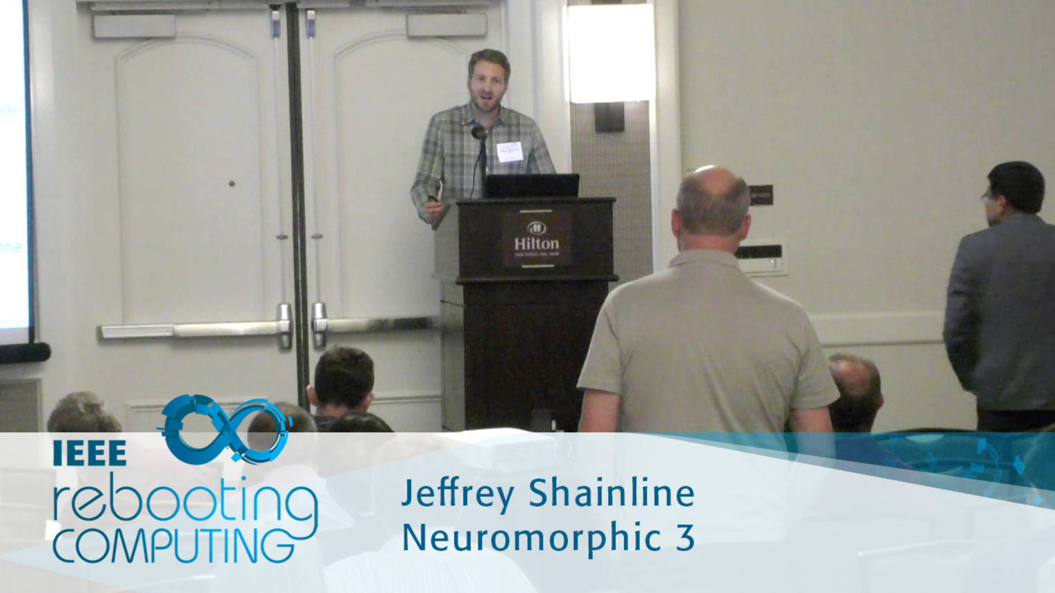 Neuromorphic computing with integrated photonics and superconductors - Jeffrey Shainline: 2016 International Conference on Rebooting Computing