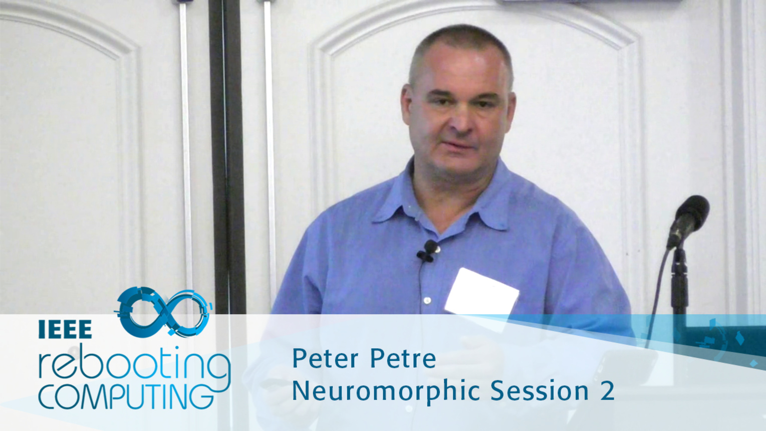 Neuromorphic Mixed-Signal Circuitry for Asynchronous Pulse Processing Neuromorphic Mixed-Signal Circuitry for Asynchronous Pulse Processing - Peter Petre: 2016 International Conference on Rebooting Computing