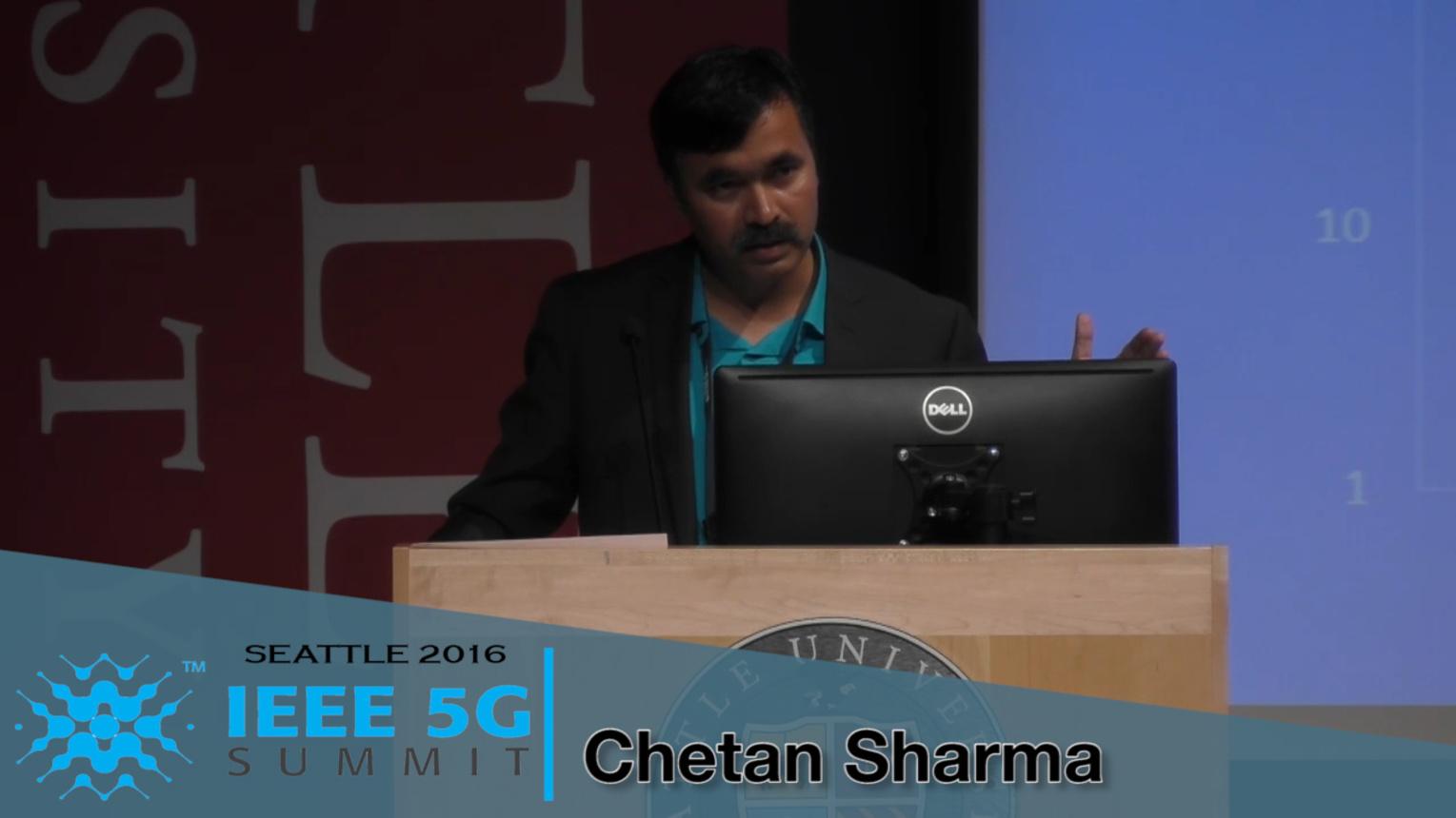 5G Economics - 5G Summit, Seattle 2016