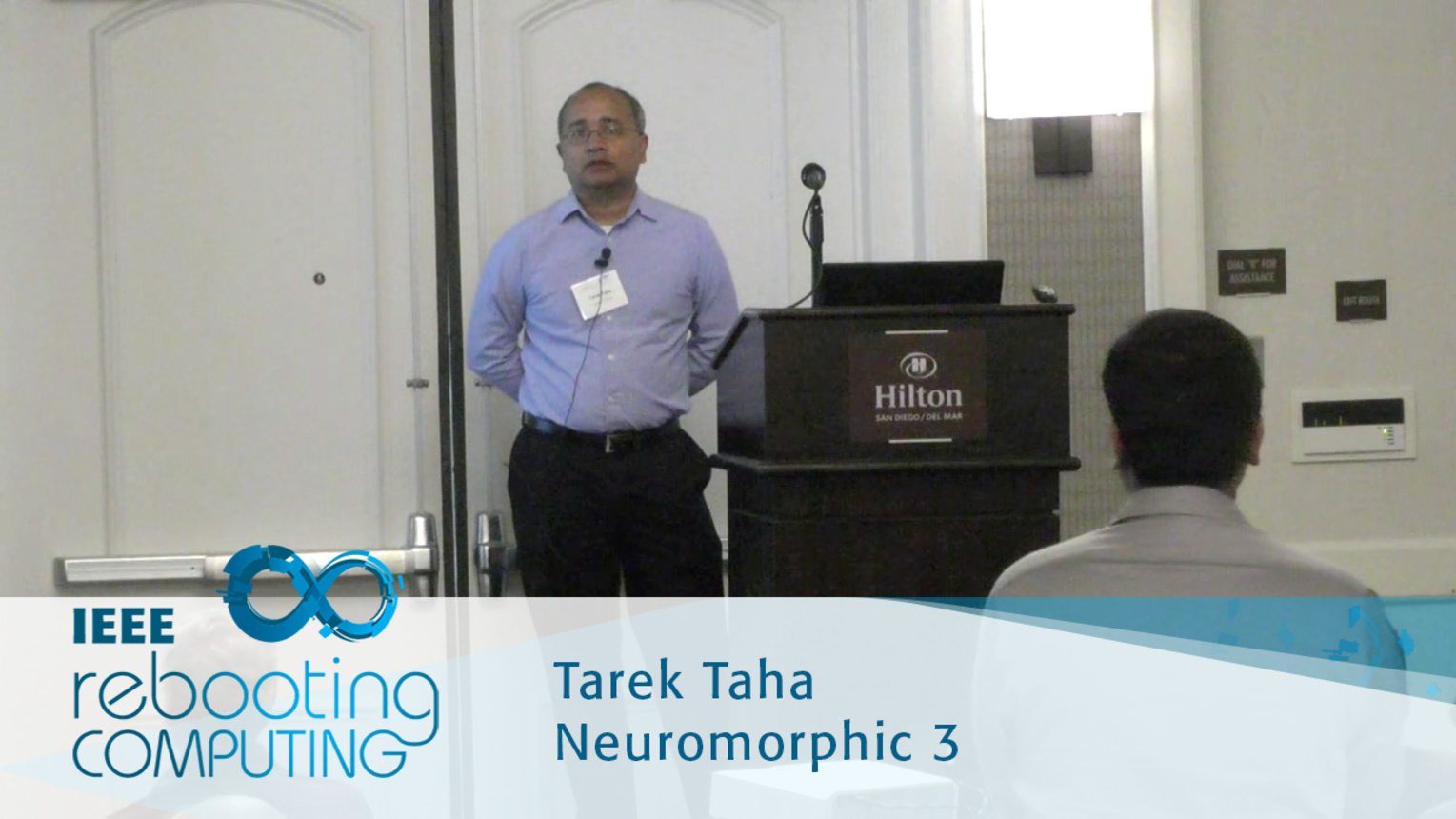 High Throughput Neural Network based Embedded Streaming Multicore Processors - Tarek Taha: 2016 International Conference on Rebooting Computing