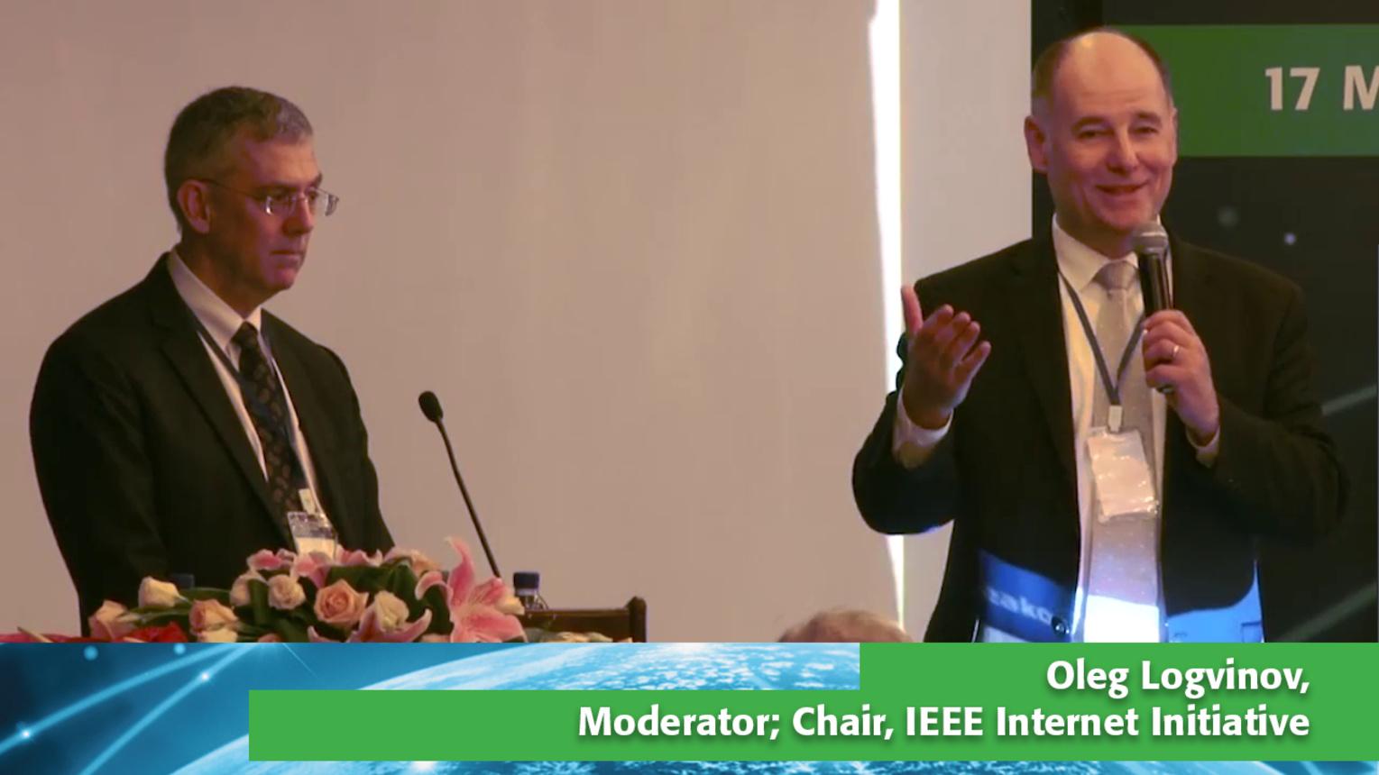 Closing Remarks: Oleg Logvinov - ETAP Beijing 2016