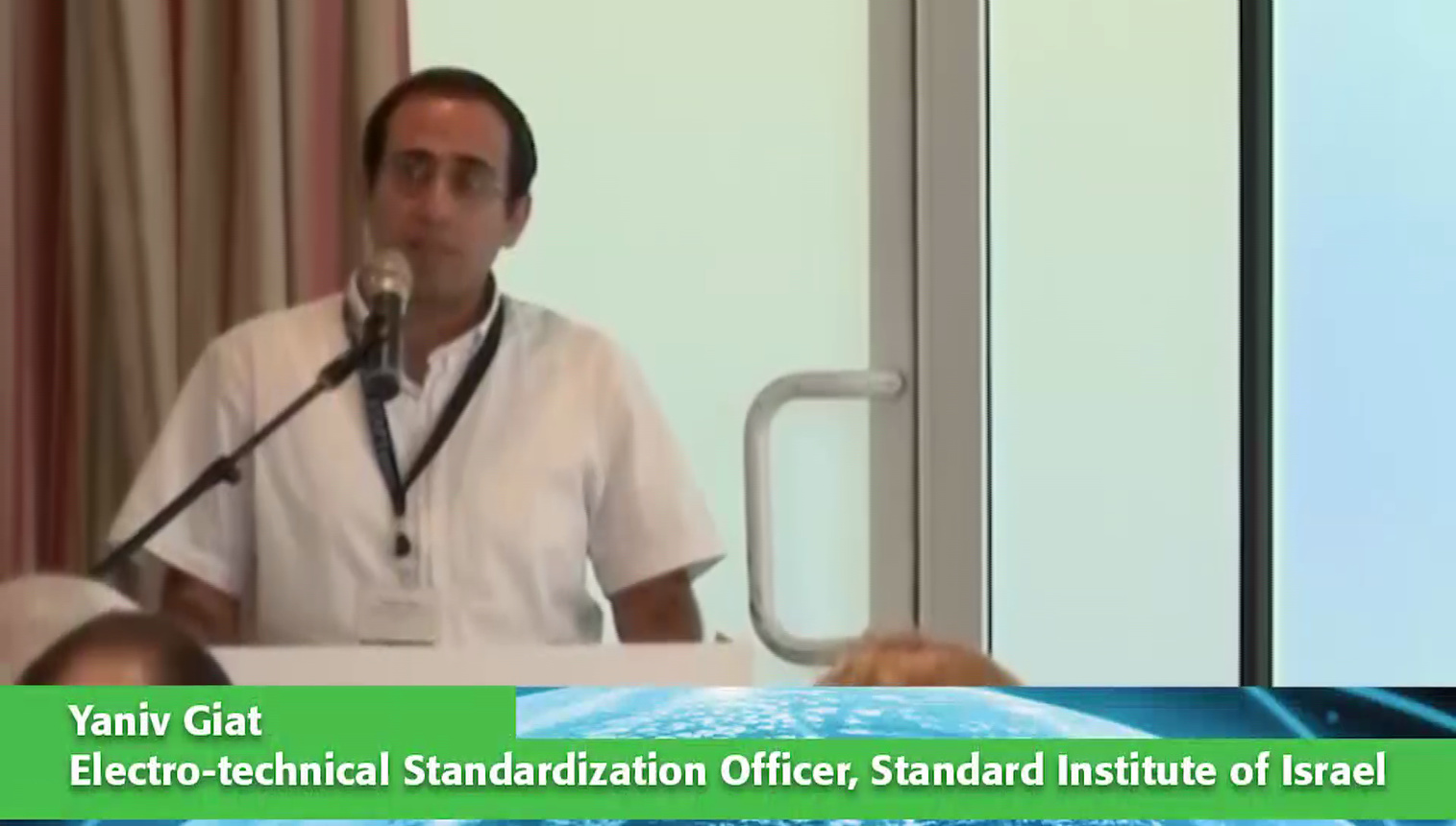 Panel Presentation: Yaniv Giat - ETAP Tel Aviv 2015
