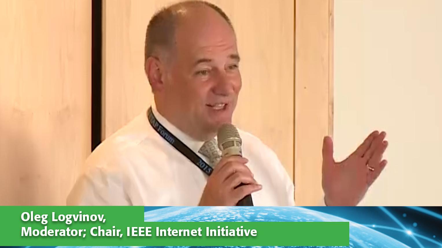 Closing Remarks: Oleg Logvinov - ETAP Tel Aviv 2015