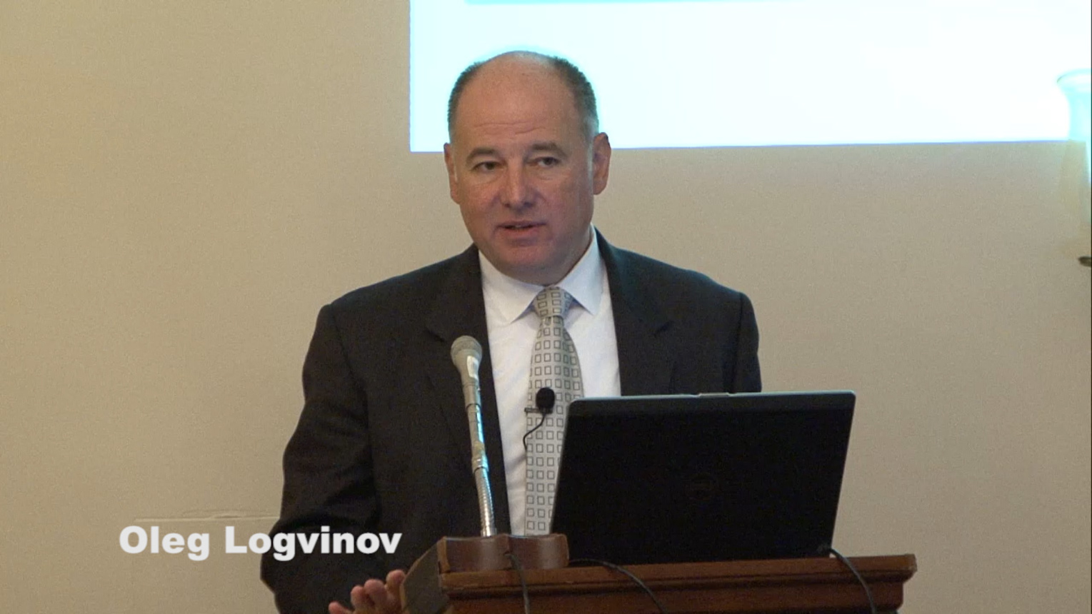 Net Neutrality Briefing - Oleg Logvinov - IoT Washington DC 2015