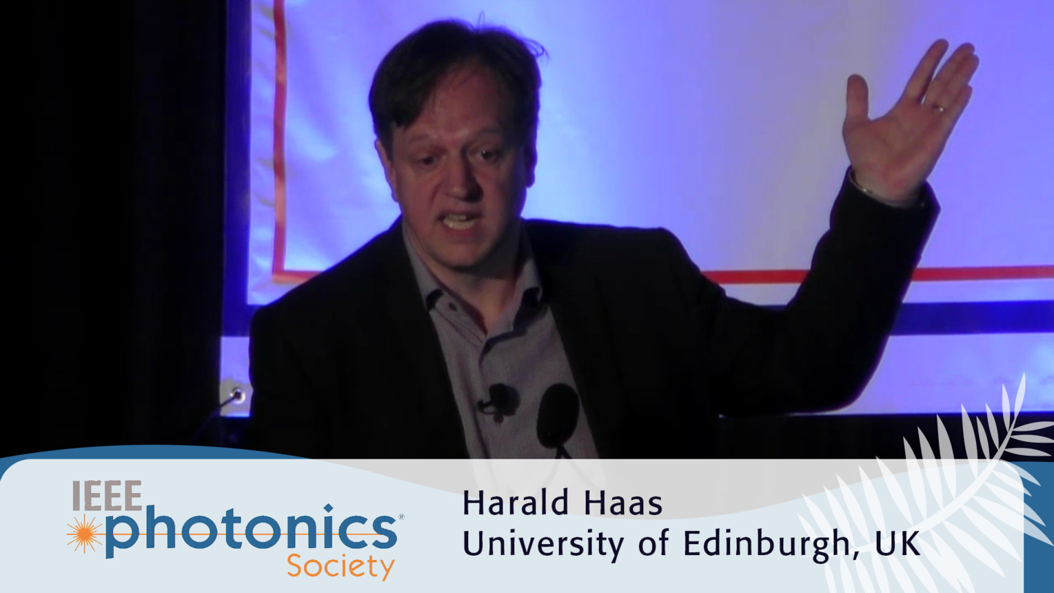 LiFi: Misconceptions, Conceptions and Opportunities - Harald Haas Plenary from the 2016 IEEE Photonics Conference