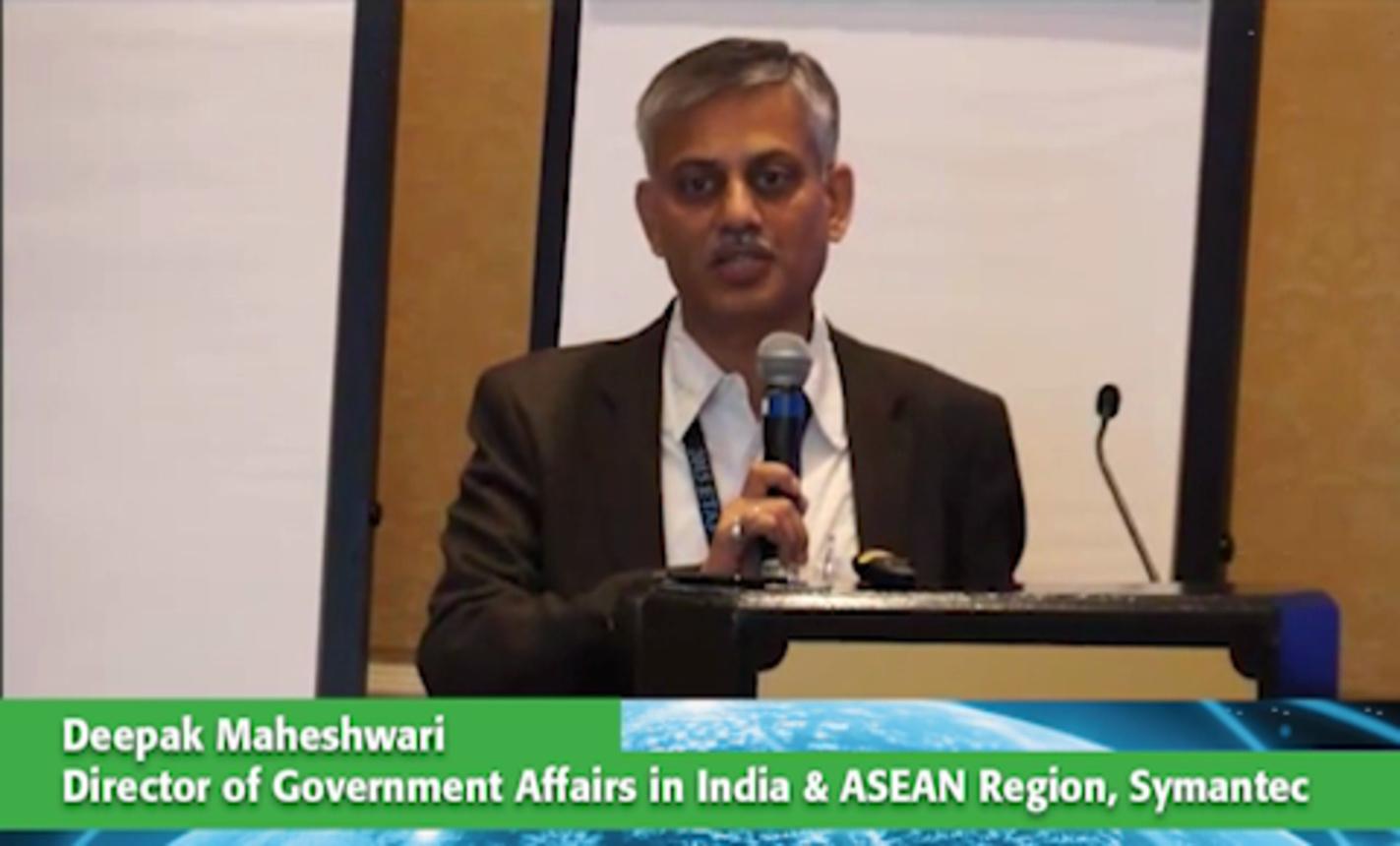 Speaker Deepak Maheshwari - ETAP San Jose 2015