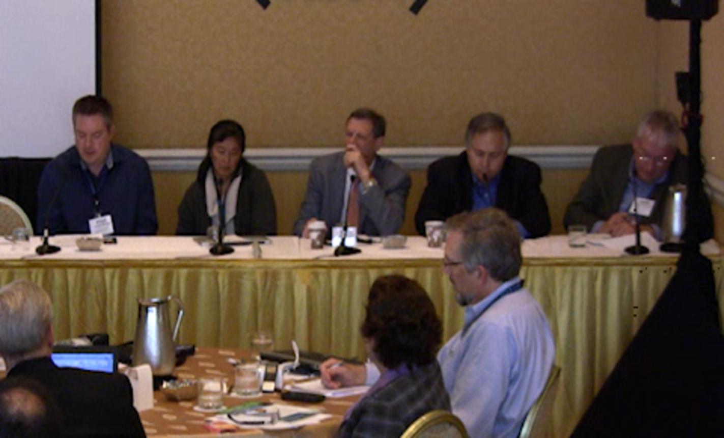 Panel Discussion - ETAP San Jose 2015