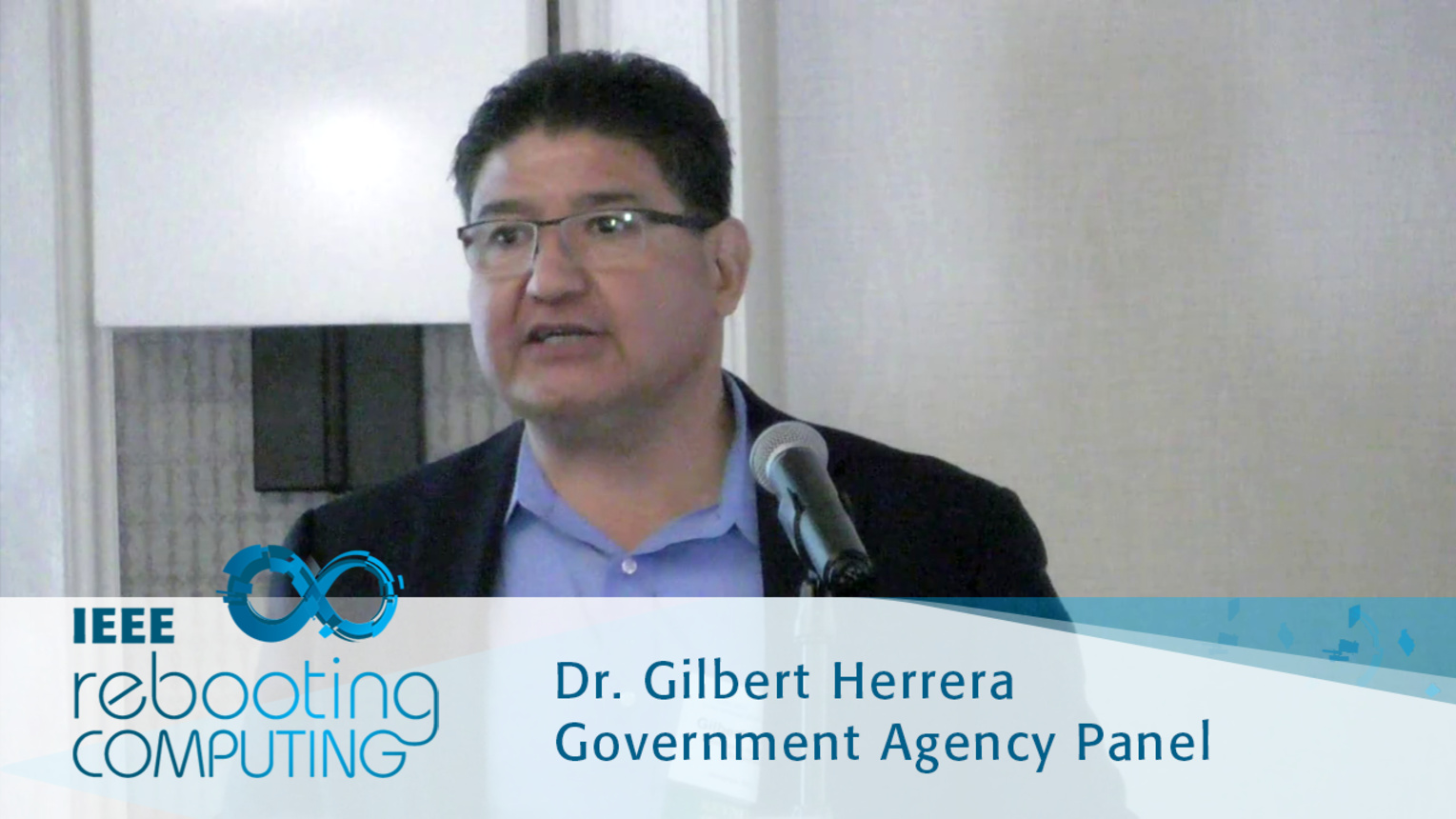 Rebooting Computing Research at the Laboratory for Physical Sciences - Gil Herrera: 2016 International Conference on Rebooting Computing