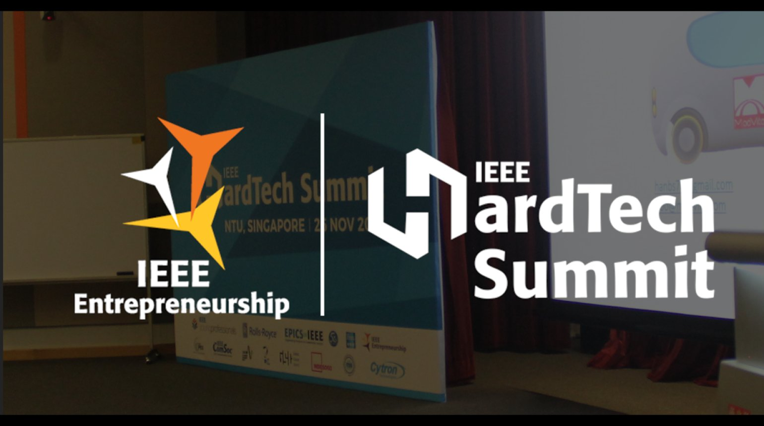 IEEE HardTech Summit 2016: Managing Energy For The Better