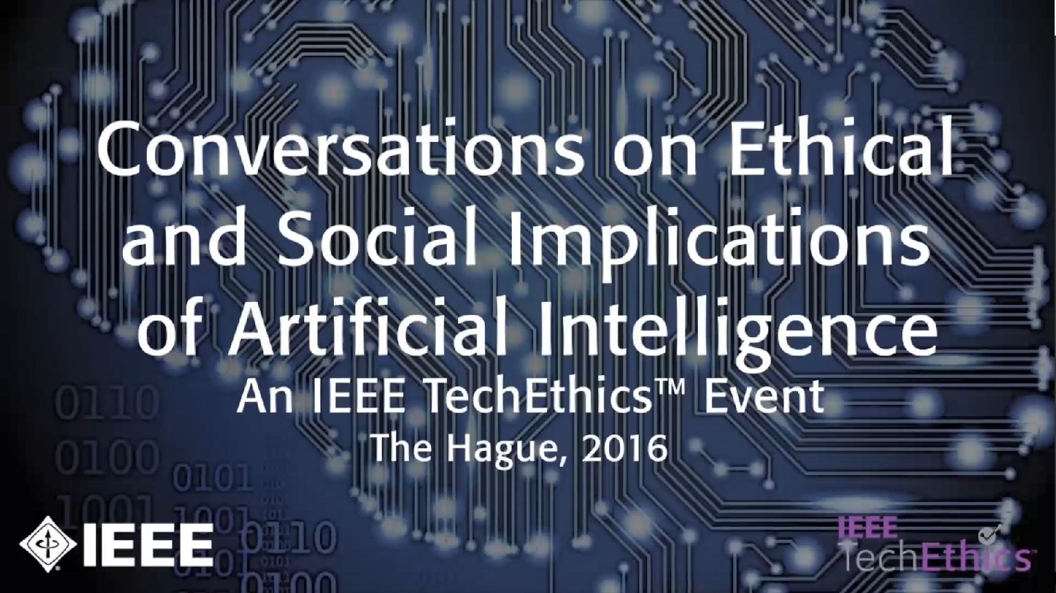 Introducing Ethical and Social Considerations in the Design Process: IEEE TechEthics Panel Discussion