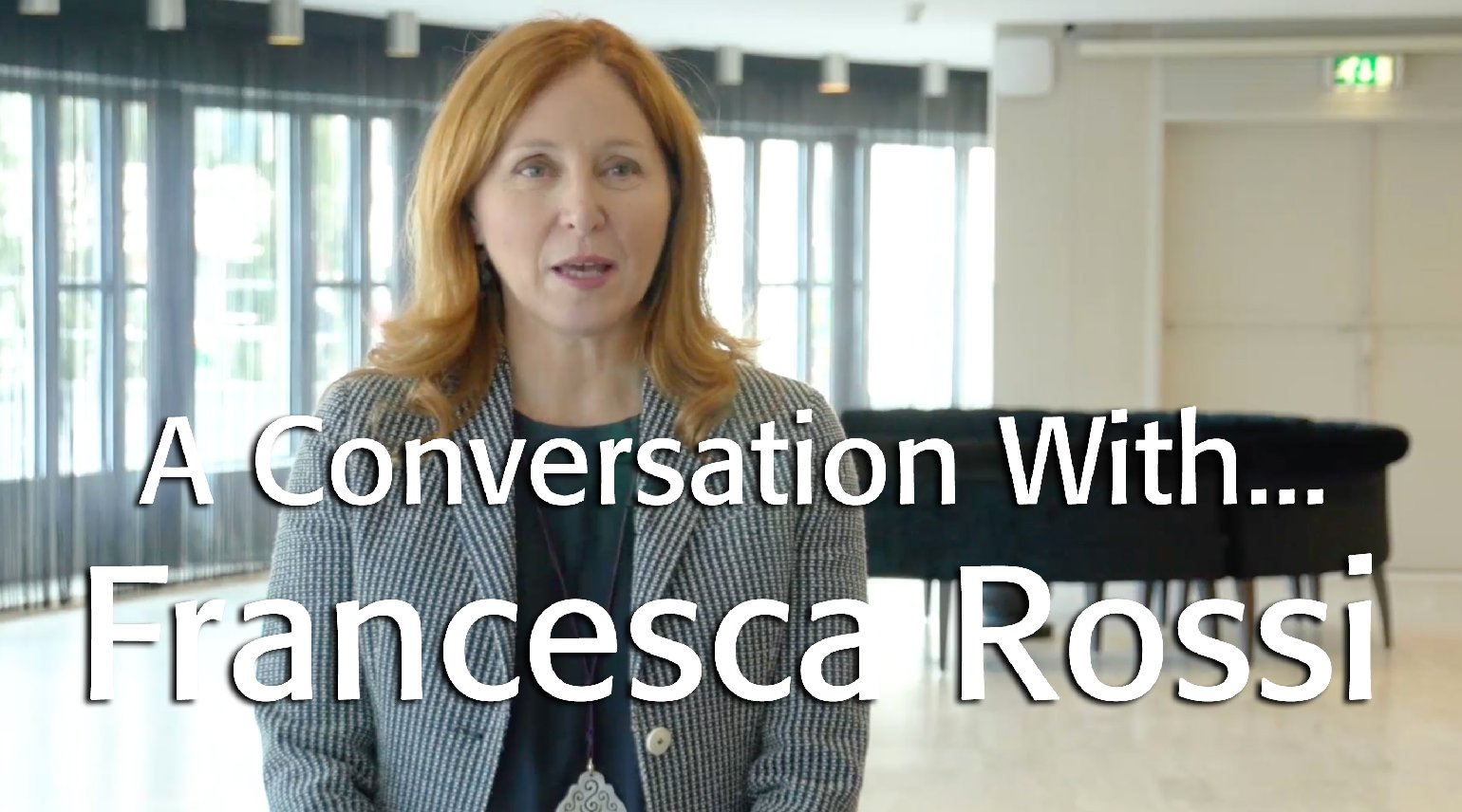 A Conversation with…Francesca Rossi: IEEE TechEthics