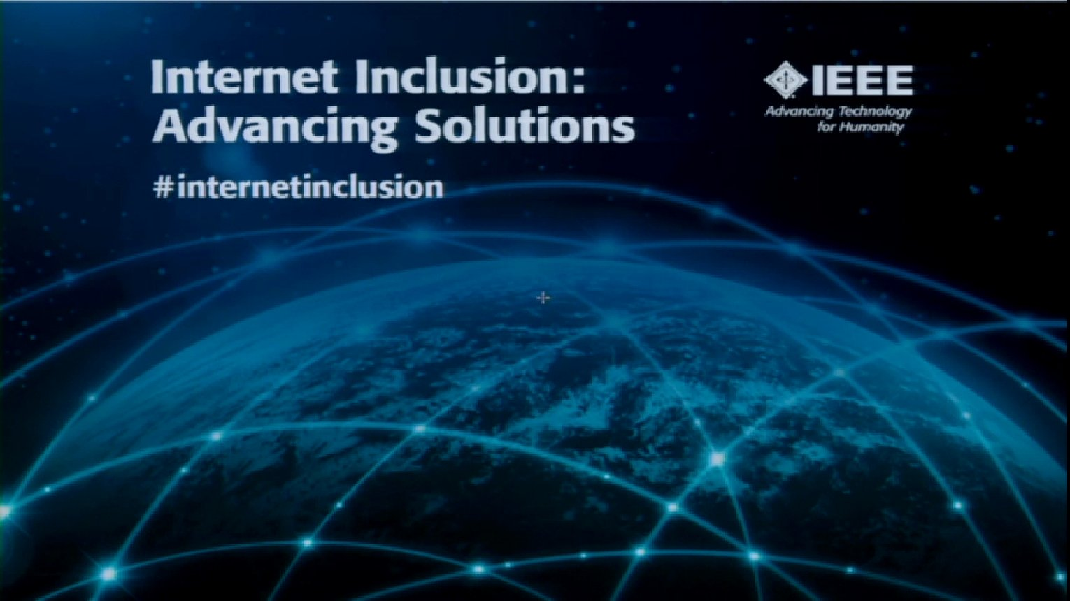 Internet Inclusion: Advancing Solutions April 2017 - Full Stream