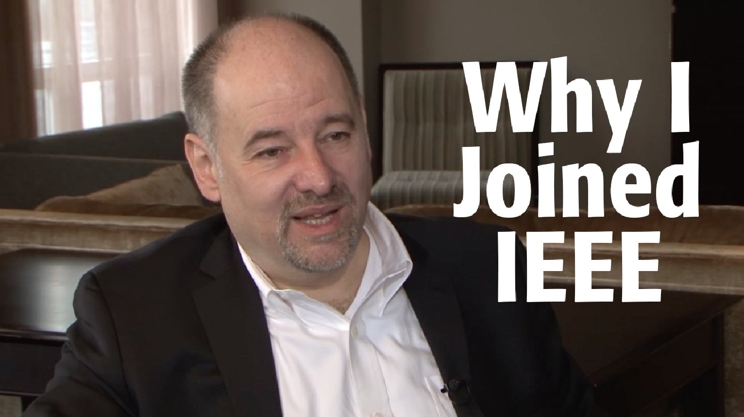 Industry Connections: Oleg Logvinov - Why I Joined