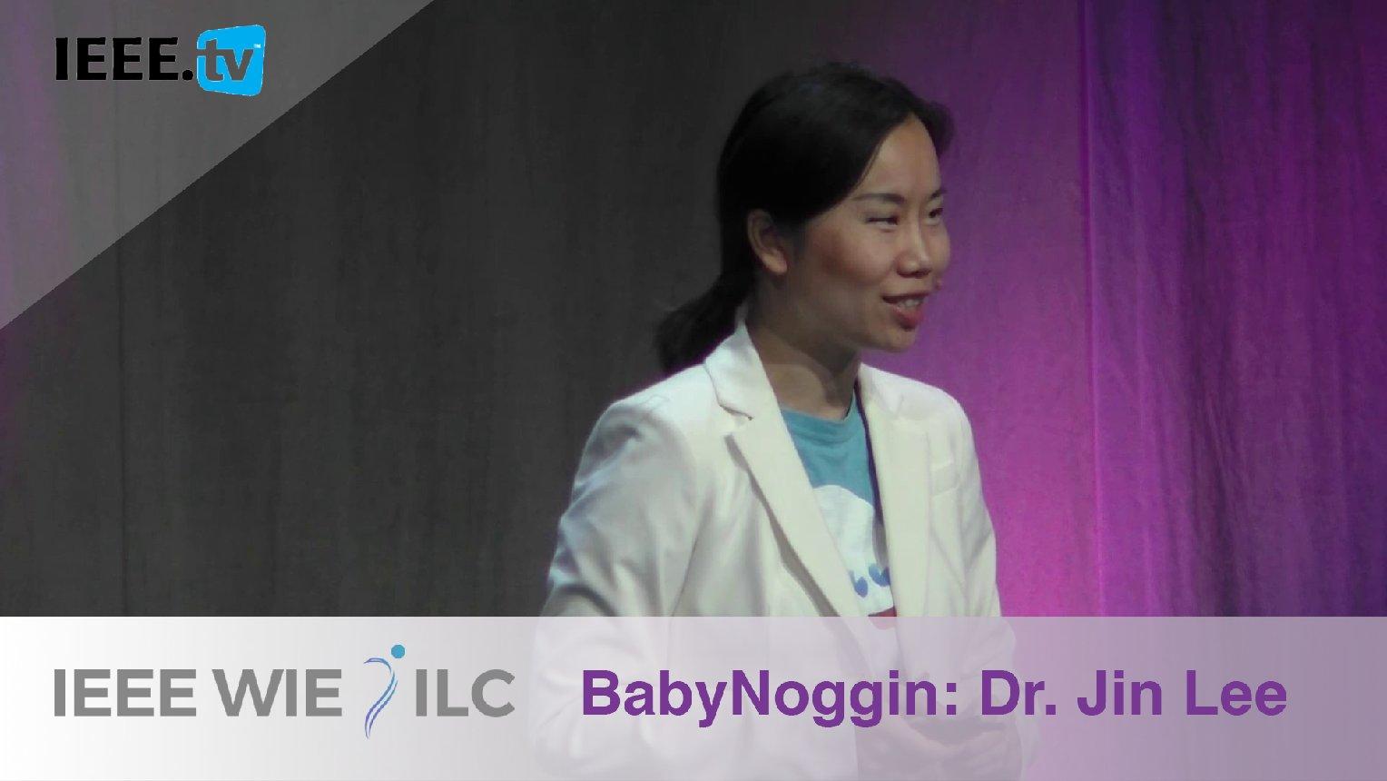 Pitch Competition Winner: BabyNoggin - IEEE WIE ILC 2017