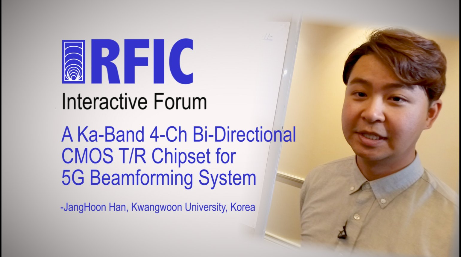 A Ka-Band 4-Ch Bi-Directional CMOS T/R Chipset for 5G Beamforming System: RFIC Interactive Forum 2017