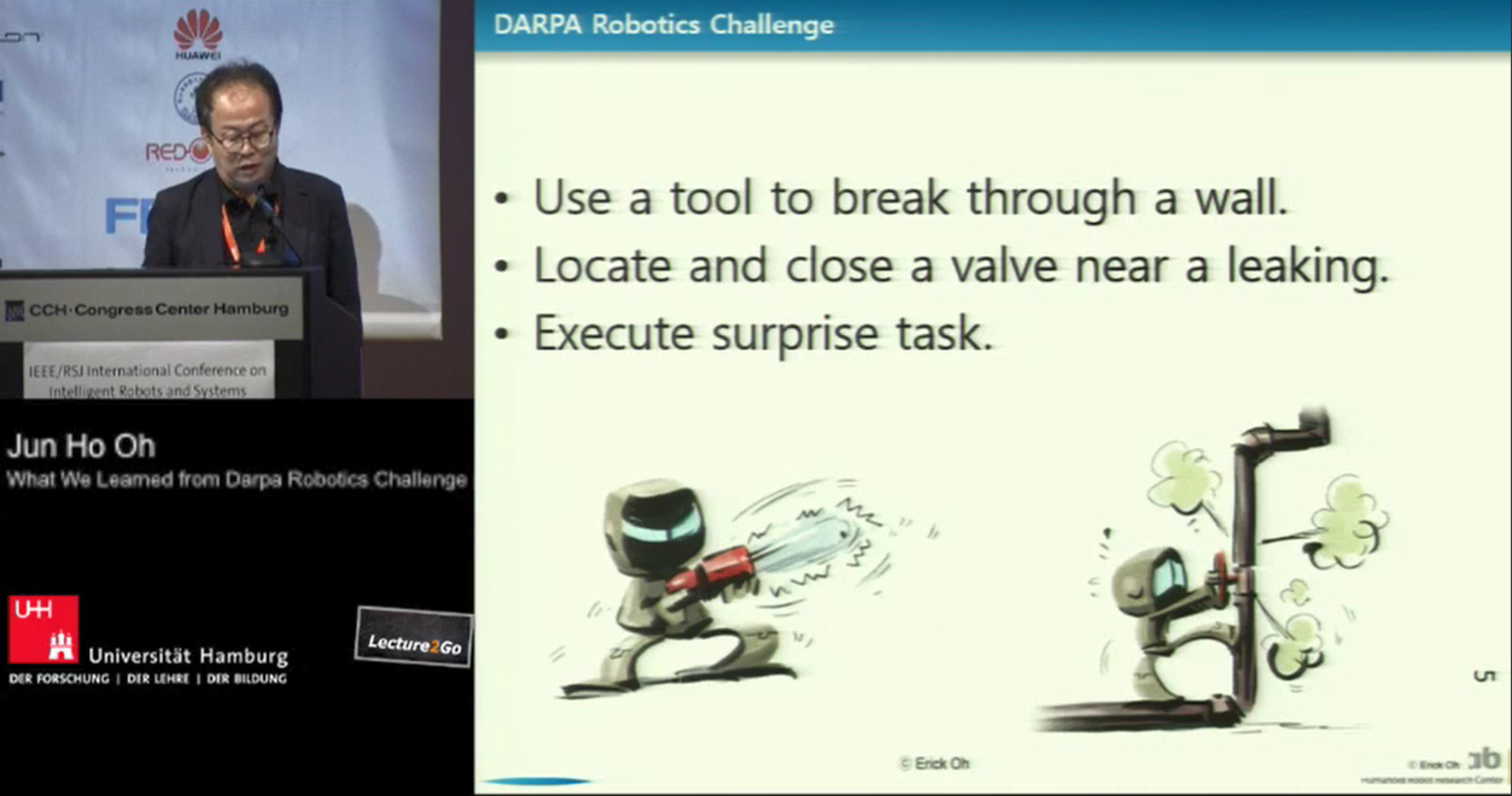 What We Learned from Darpa Robotics Challenge