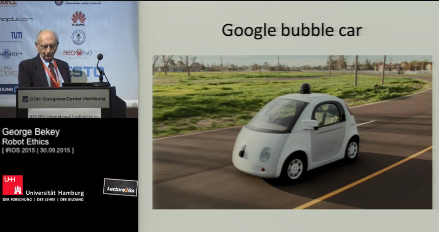 Robot Ethics in the Era of Self-Driving Automobiles