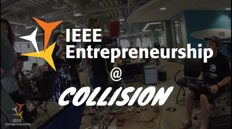 IEEE Entrepreneurship @ #CollisionConf: Carbon Robotics