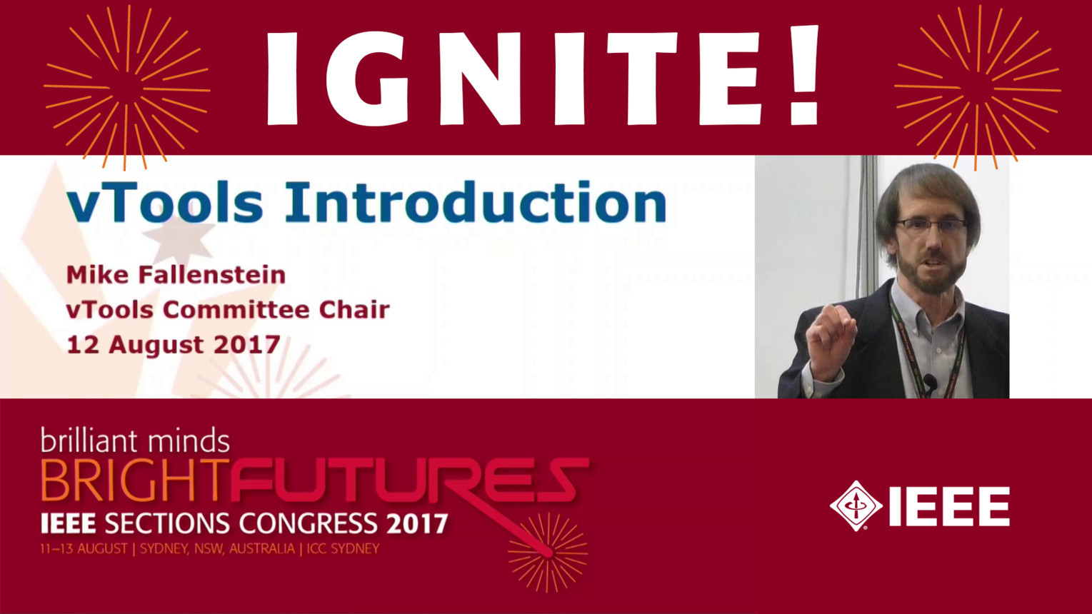 vTools Introduction - Mike Fallenstein - Ignite: Sections Congress 2017