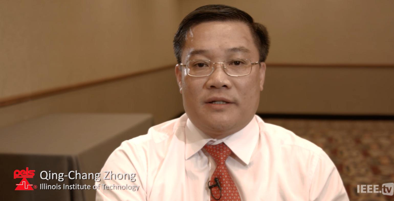 Qing-Chang Zhong, Distinguished Lecturer - PELS