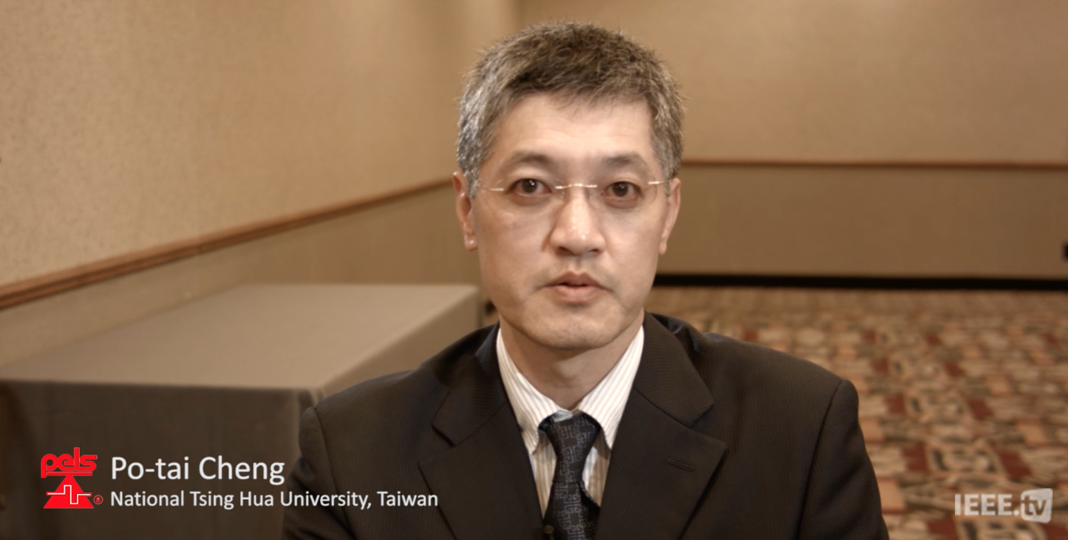 Po-Tai Cheng, Distinguished Lecturer - PELS