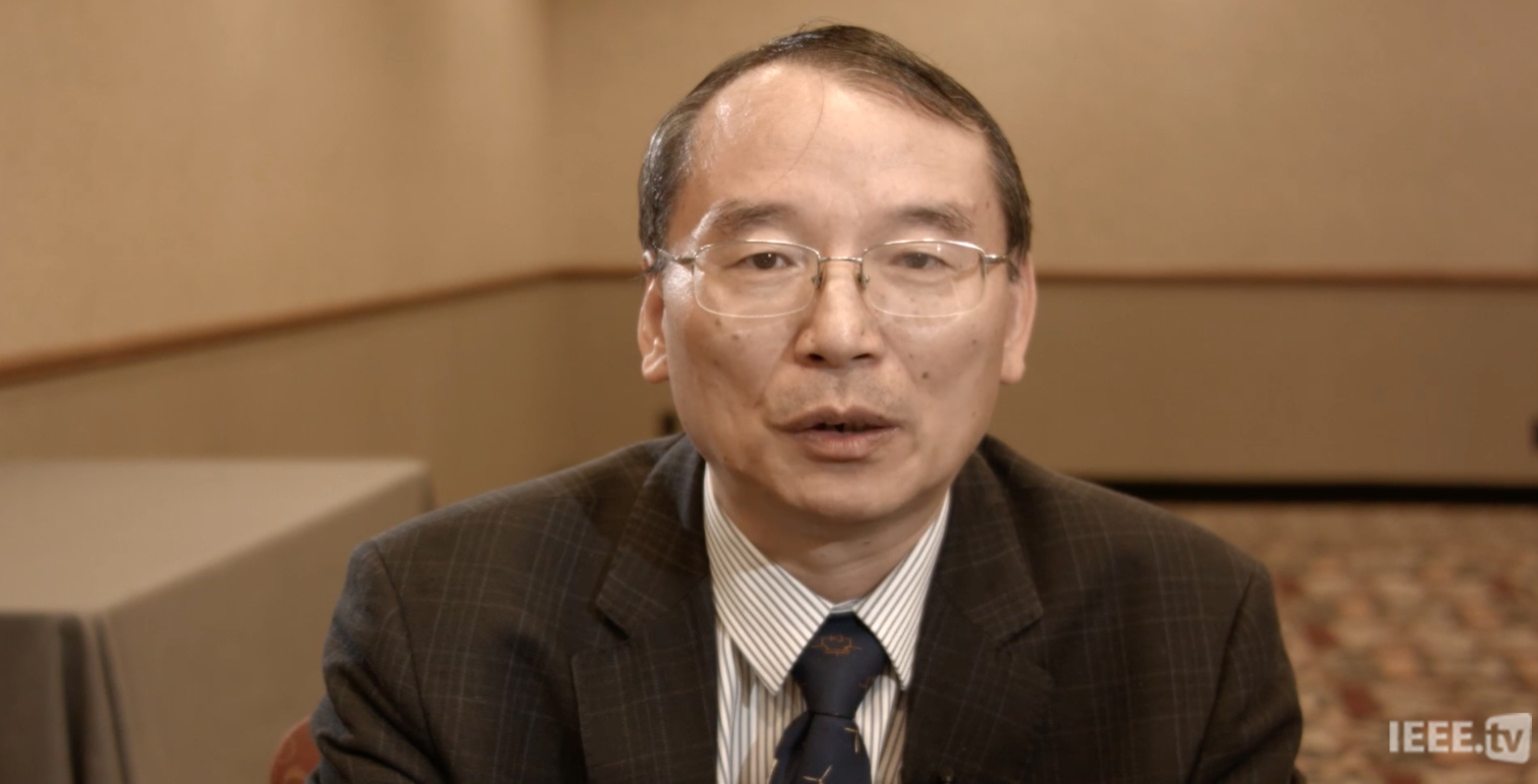 Mark Dehong Xu, Distinguished Lecturer