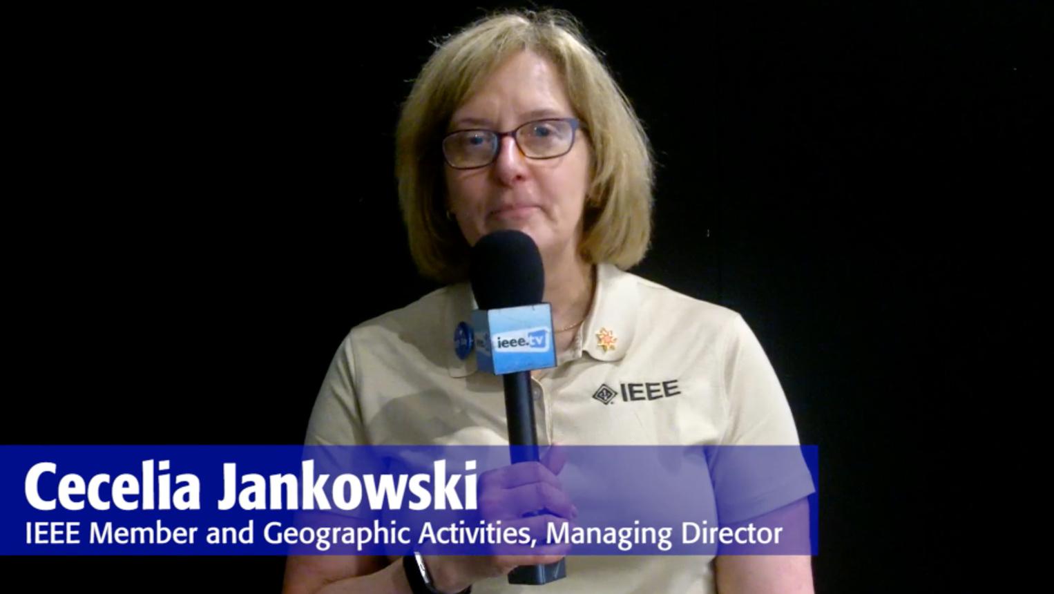 IEEE Day 2017 Testimonial: Cecelia Jankowski