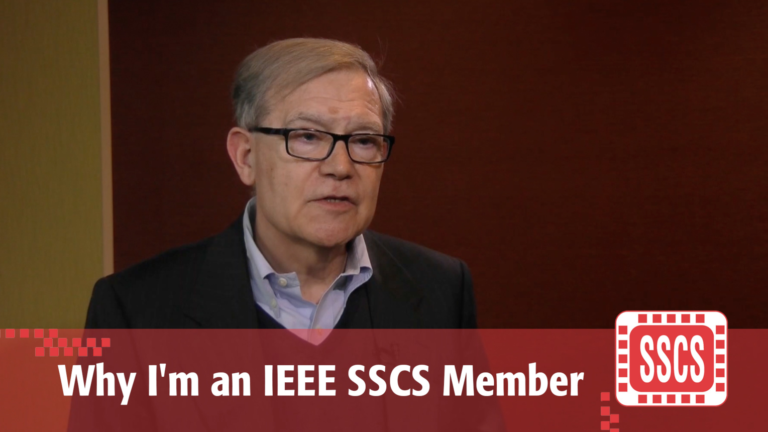 Why I'm an IEEE SSCS Member