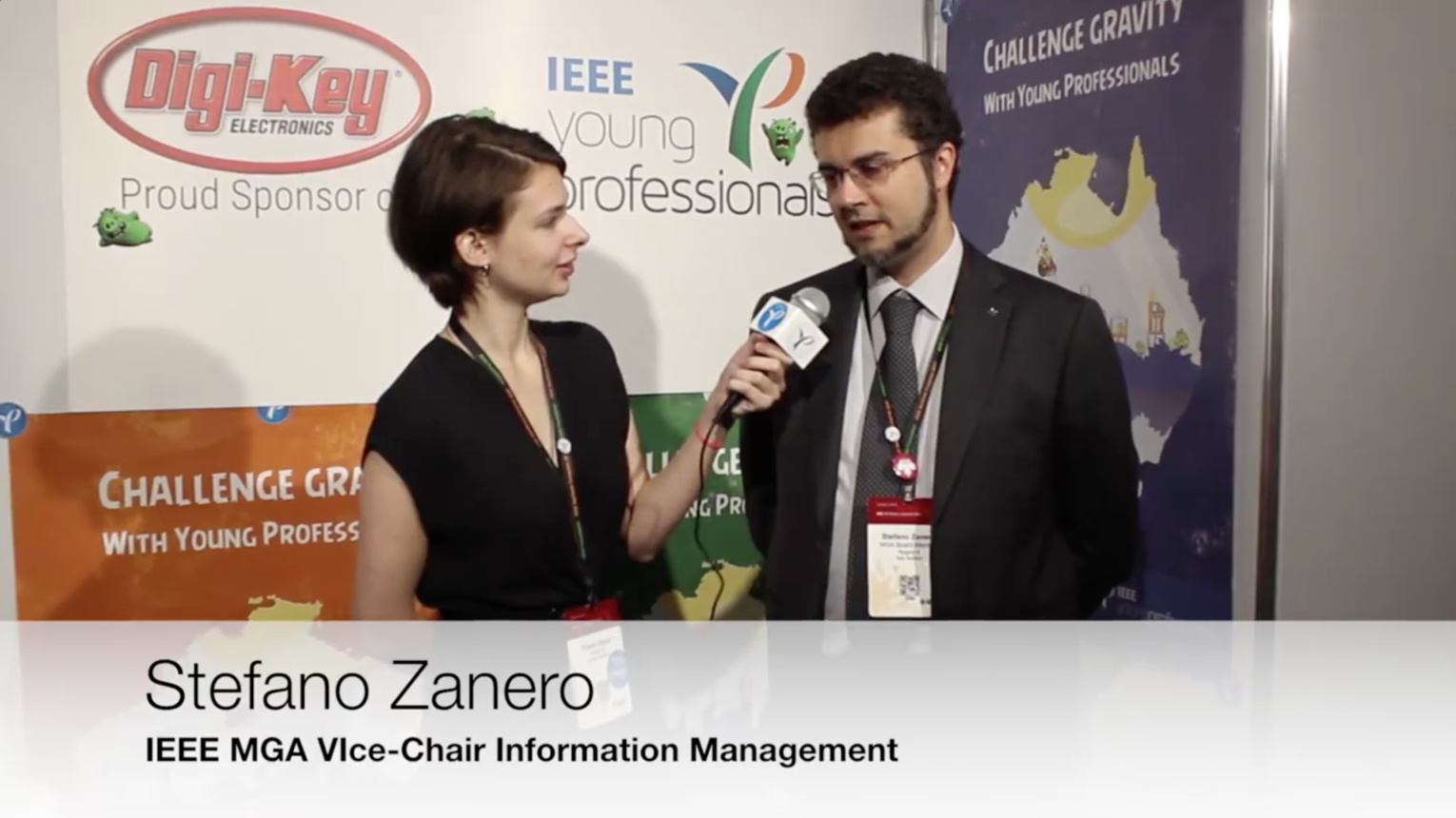 TechFlash with Stefano Zanero - IEEE Young Professionals
