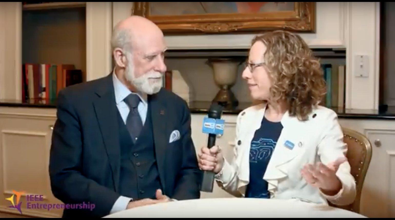 IEEE Entrepreneurship @ SXSW 2017: Vint Cerf