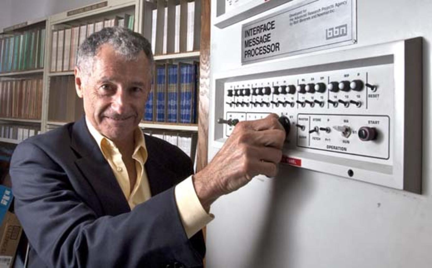 Did You Know: Leonard Kleinrock is an IEEE-HKN member