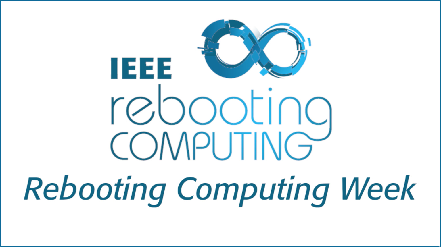 Recap of the 2017 International Conference on Rebooting Computing