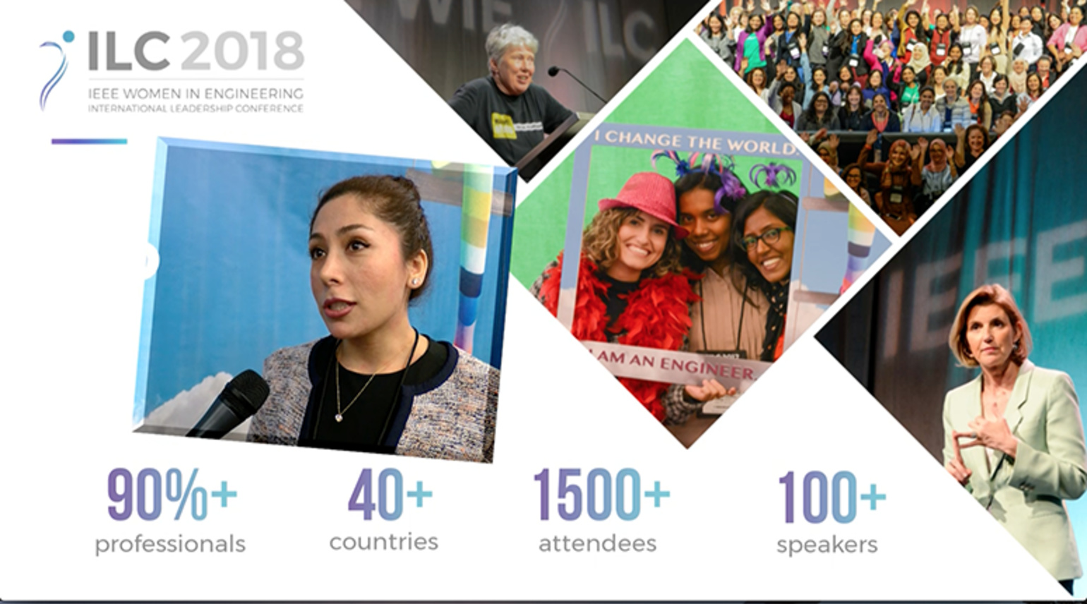 Lead Beyond: Register for WIE ILC 2018