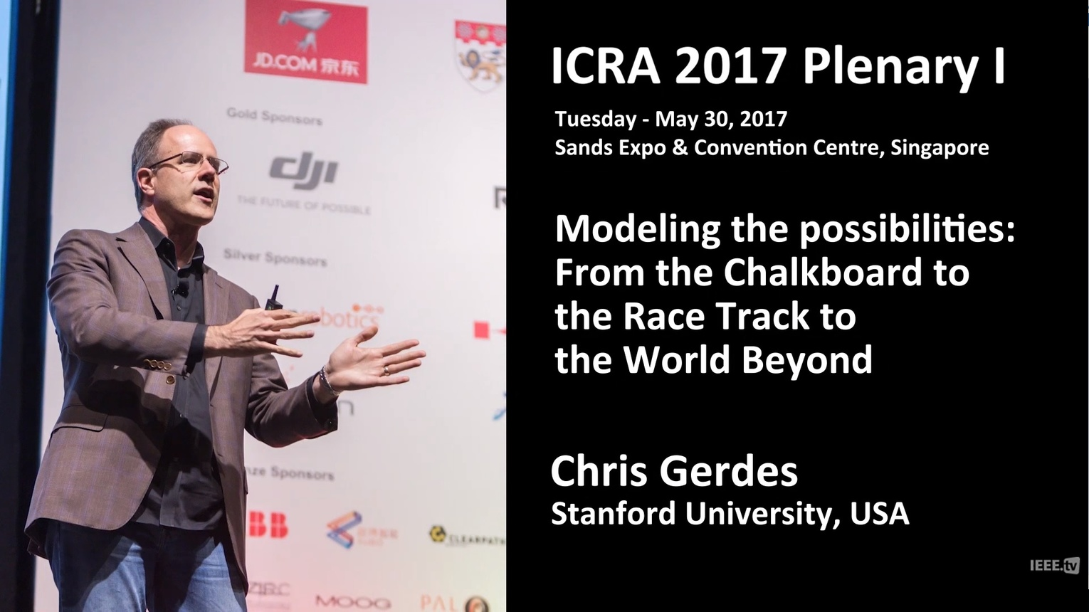 Modeling the possibilities: From the Chalkboard to the Race Track to the World Beyond